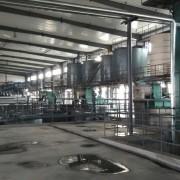 Завод по переработке рисовой шелухи в диоксид кремния