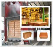 Производство керамического обжигового кирпича