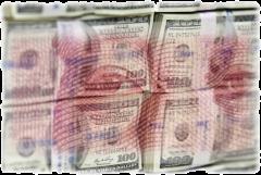 У американских долларов китайское лицо