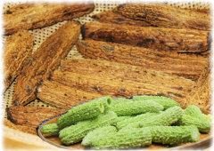 Китайская горькая тыква «кугуа»