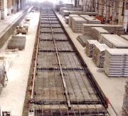Производство преднатяженных железобетонных плит