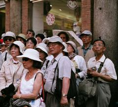 Больше туристов из Китая