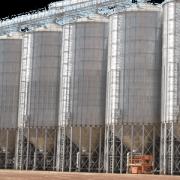 Элеваторы, зернохранилища
