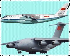 Самолеты из Китая, чем больше, тем лучше