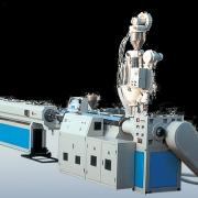Линии производства полиэтиленовых и полипропиленовых труб