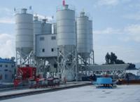 Бетонный завод производительностью 25 м<sup>3</sup>/час