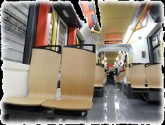 Трамвай на водородном топливе из Китая